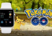Pokemon Go On Apple Watch!