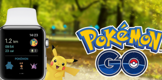 Pokemon Go On Apple Watch!