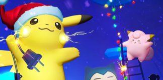 Pokemon Go Latest Christmas Update has arrived!