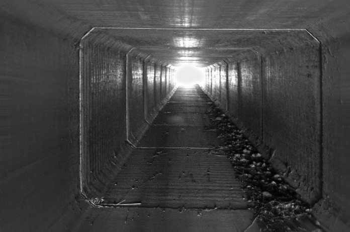 Light at End of Tunnel - An escape from those negativity!