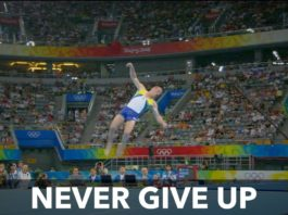 Olympian, Diego Hypolito, Will Inpire You With His Never Give Up Spirit