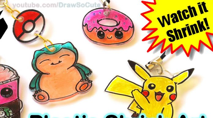 Learn How To Make Shrinky Dinks with Recycled Plastic!