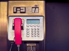 A Boy and His Telephone Operator - Paul Villard