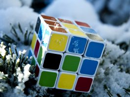 Overcoming Deadline Stress With a Rubik's Cube