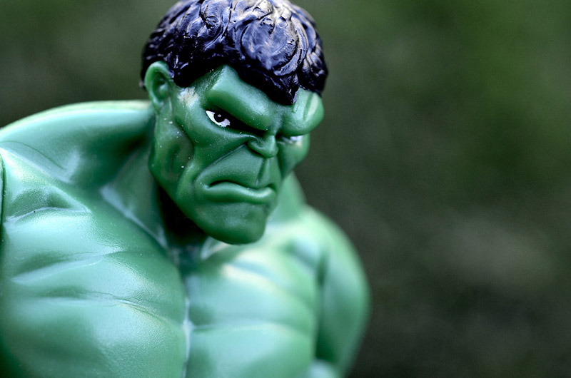 Incredible Hangry Hulk